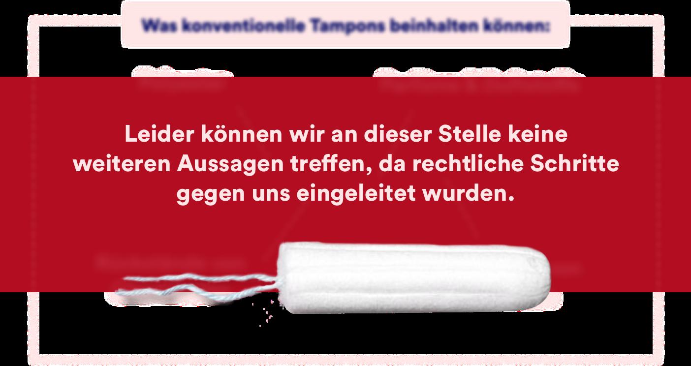 Tampon Info